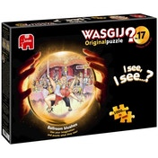 Wasgij Original 17 Ballroom Blushes 1000 Pieces Jigsaw Puzzle