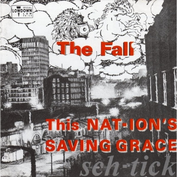 Fall - This Nations Saving Grace CD