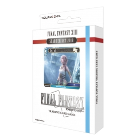 Final Fantasy TCG FFXIII (13) Starter Set 2018