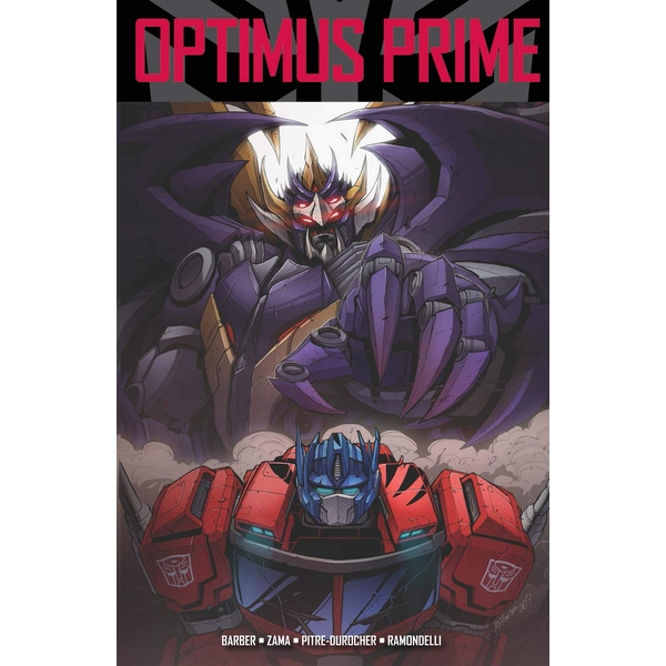 TRANSFORMERS OPTIMUS PRIME TP VOL 04 Paperback