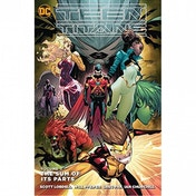 Teen Titans Volume 3: The Sum Of Its Parts