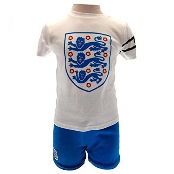 England FA T Shirt & Short Set 9/12 mths