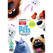 The Secret Life Of Pets DVD   Digital Download