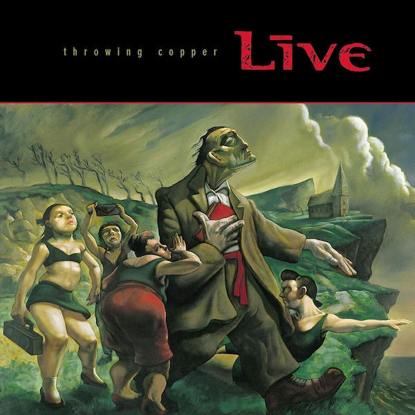 Live - Throwing Copper (25th Anniversary) Vinyl