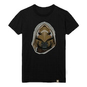 Destiny - Celestial Nighthawk Helmet Male Medium T-Shirt - Black