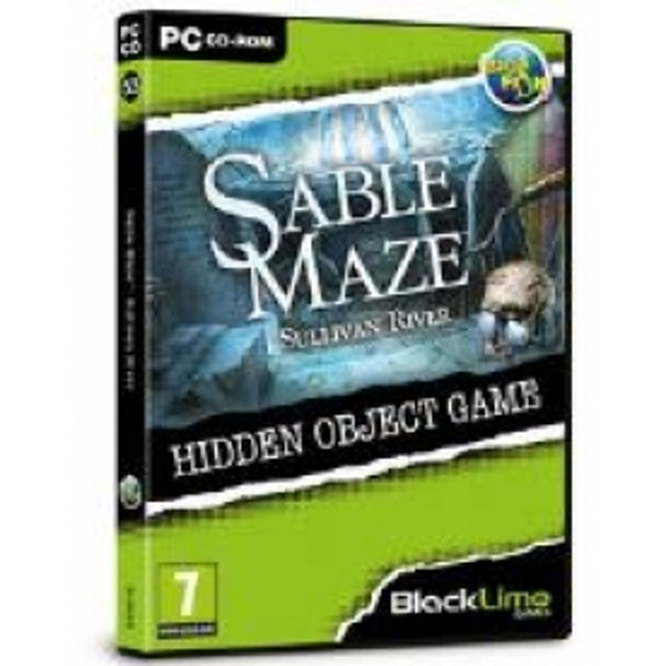 Sable Maze : Sullivan River Hidden Object Game for PC (CD-ROM)