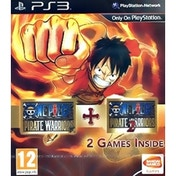 One Piece Pirate Warriors 1 & 2 Double Pack PS3 Game