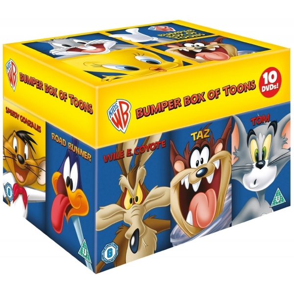 Looney Tunes Big Faces DVD