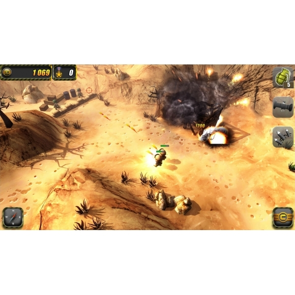 Tiny Troopers Game PC - Image 2