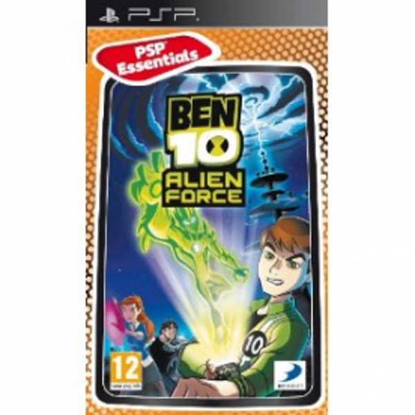 Image of Ben 10 Alien Force Essentials [PSP]