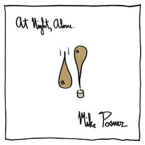 Mike Posner - At Night, Alone. CD