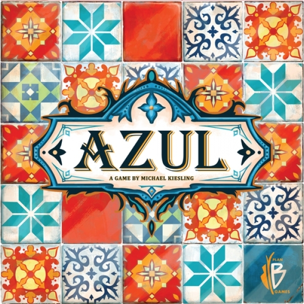 Ex-Display Azul Board (Second Edition) Board Game Used - Like New