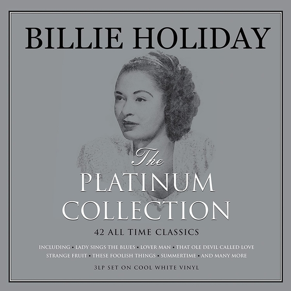 Billie Holiday - Platinum Collection White Vinyl
