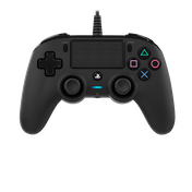 Nacon Compact Wired Controller (Black) PS4
