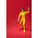 Bruce Lee Yellow Suit (Movie Classics) Bandai Tamashii Nations Figuarts Figure - Image 7