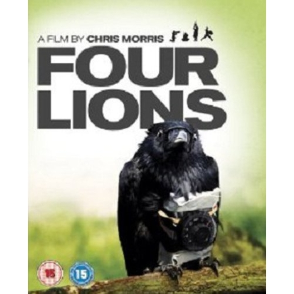 Four Lions Blu-ray