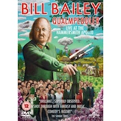 Bill Bailey: Qualmpeddler DVD