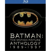 Batman The Motion Picture Anthology 1989-1997 Blu-ray