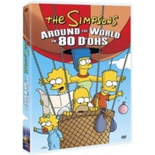 Simpsons Classics Around The World In 80 Dohs DVD