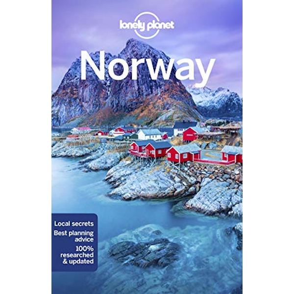 Lonely Planet Norway  Paperback / softback 2018
