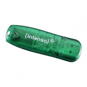 Transcend Rainbow 8GB USB Flash Green 3502460