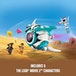 Lego Movie 2 Sweet Mayhem's Systar Starship with Emmet and Lucy Minifigures - Image 7