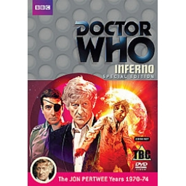 Doctor Who Inferno Special Edition DVD