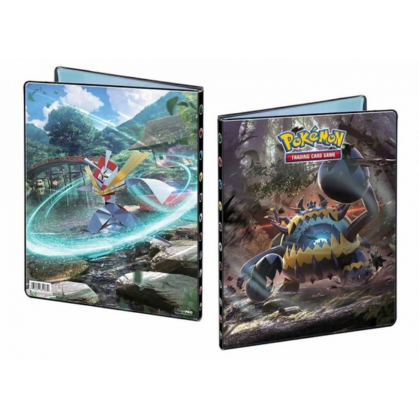 Ultra Pro Pokemon Sun and Moon: Crimson Invasion 9-Pocket Portfolio
