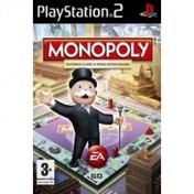 Ex-Display Monopoly Game PS2 Used - Like New