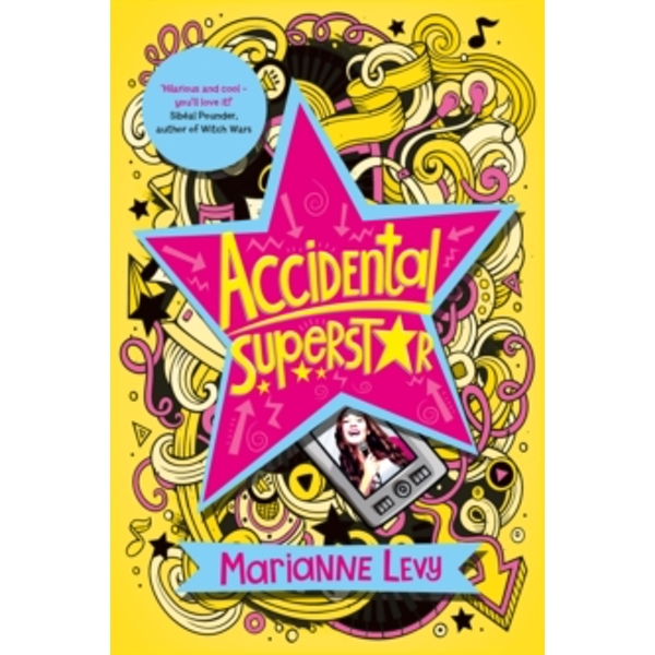 Accidental Superstar by Marianne Levy (Paperback, 2017)