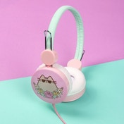 Thumbs Up! Pusheen - Headphones