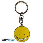 Assassination Classroom - Koro SenseiX4 Metal Keyring