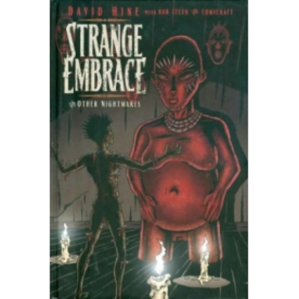 Strange Embrace Volume 1 Hardcover