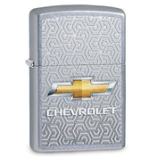 Zippo Chevrolet Chrome Regular Windproof Lighter