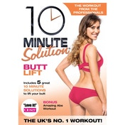 10 Minute Solution Butt Lift DVD