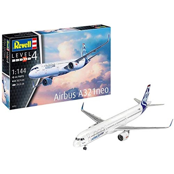 Airbus A321neo (Factory Colours) Revell Model Kit