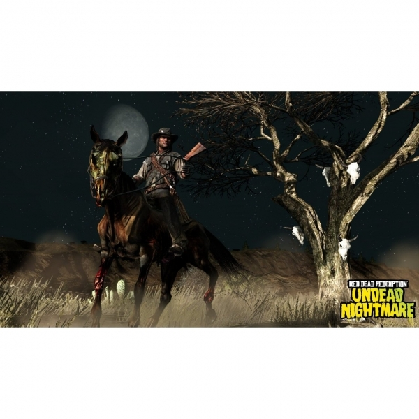 Red Dead Redemption Undead Nightmare Game Xbox 360 - Image 6