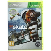 Skate 3 Game (Classics) Xbox 360 [Used - Like New]