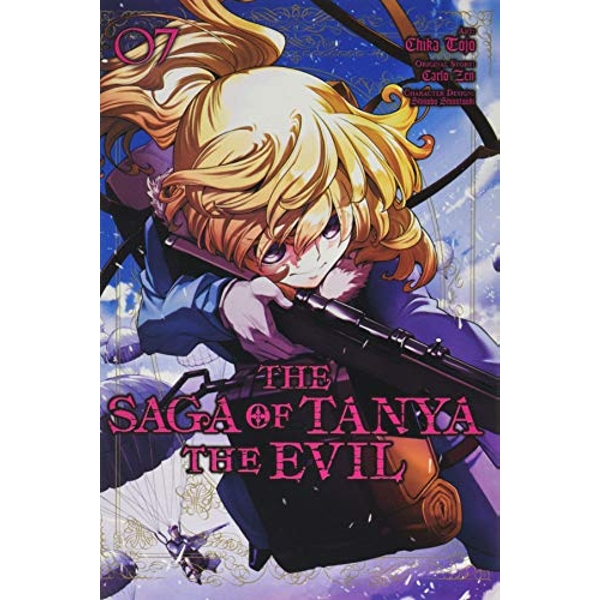 The Saga of Tanya the Evil, Vol. 7 (manga) (Saga of Tanya the Evil (Manga))