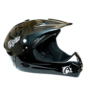 ETC Full Face Helmet Black 54-58cm