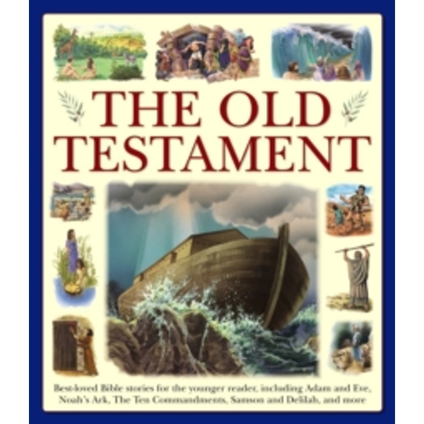 The Old Testament: Giant Size by Anness Publishing (Big book, 2017)