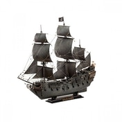 Ex-Display Black Pearl (Pirates of the Caribbean Salazar's Revenge) 1:72 Scale Level 5 Limited Edition Revell Model Kit Used - Like New