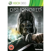 Dishonored Game Xbox 360