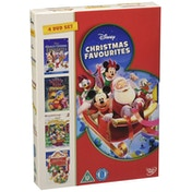 Disney Christmas Favourites Box Set DVD