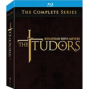 The Tudors Series 1-4 Blu-ray