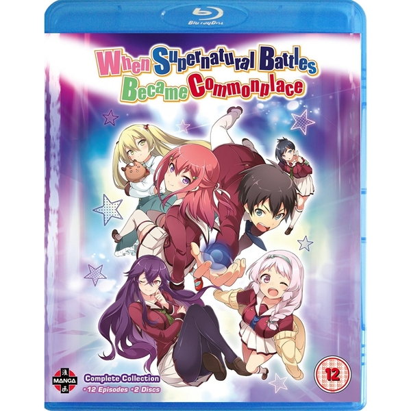 When Supernatural Battles Become Common Place - Complete Season Collection Blu-ray