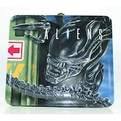 Diamond Select Aliens Lunch Box With Thermos