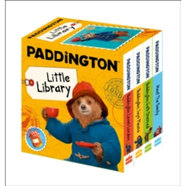 Paddington Little Library : Movie Tie-in