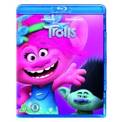 Trolls (2018 Artwork Refresh) Blu-ray