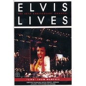 Elvis Presley Elvis Lives The 25th Anniversary Concert Live From Memphis DVD